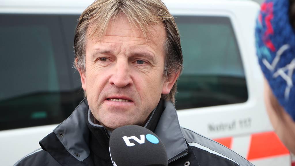 Markus Jenni, Veterinäramt St.Gallen