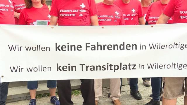 `Keine Transitplätze für Fahrende in der Schweiz`