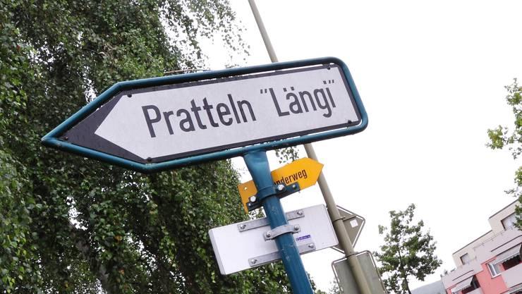 Der Streit brach in Pratteln im Längi-Quartier aus.