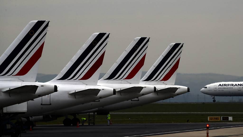 Flugverspätungen wegen technischer Panne in Frankreich