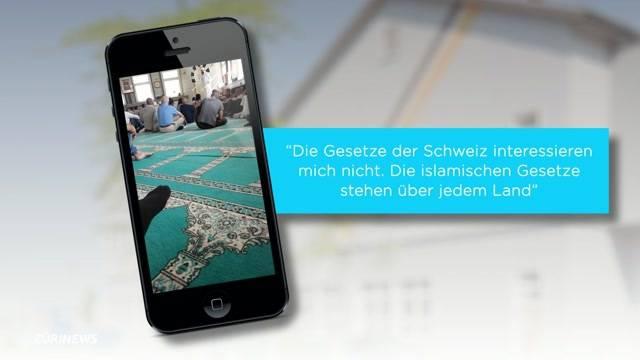 Schliesst diese Moschee!