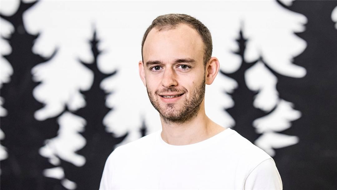 NAB-Award 2019: Nicholas Hänny macht die Welt Baum um Baum besser