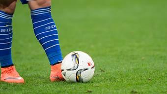Die Fussballspieler haben in der schweren Zeit zu leiden