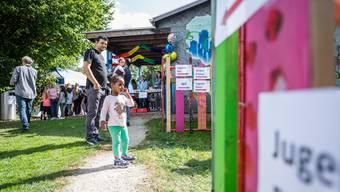 Quartierfest: Die Weststadt feierte ihre Vielfalt