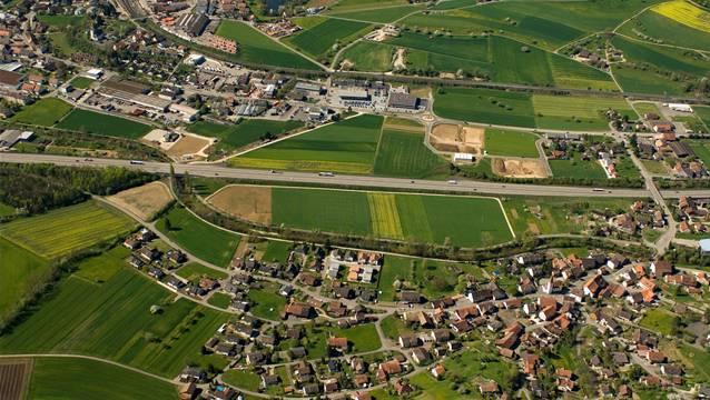 Soll es eine Autobahnausfahrt in Oechgen geben?