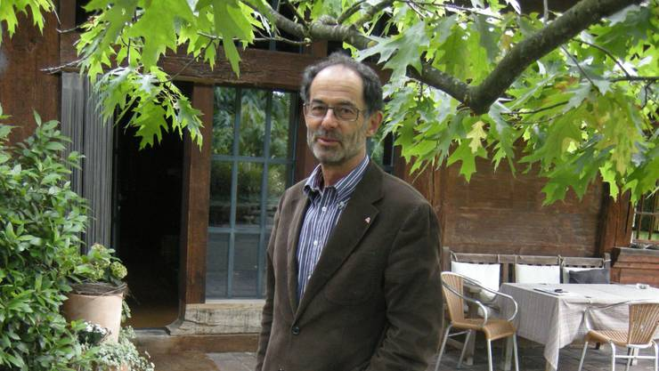 Ulrich Ammann ist der Schwager des Bundesratskandidaten.