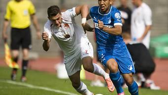 Hoffenheim blamiert sich gegen Regionalligisten.