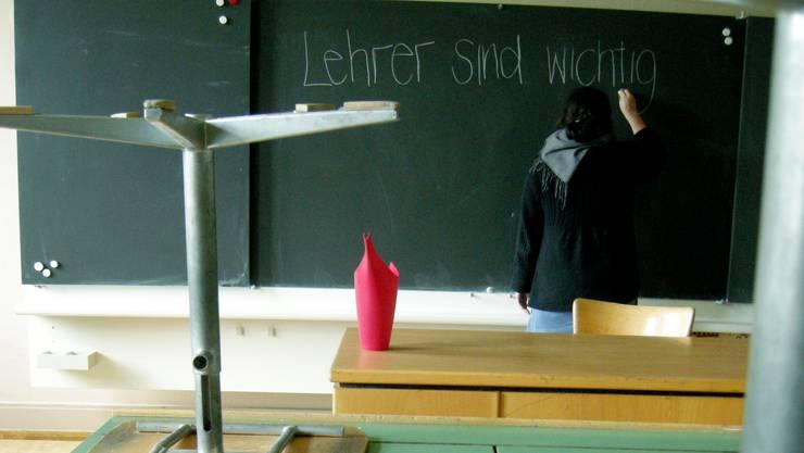 Die Deutschkurse finden nur beschränkt Anklang.