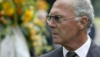 Franz Beckenbauer wird von Lothar Matthäus beneidet (Archiv)