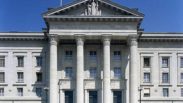 Das Bundesgericht in Lausanne (Archiv)