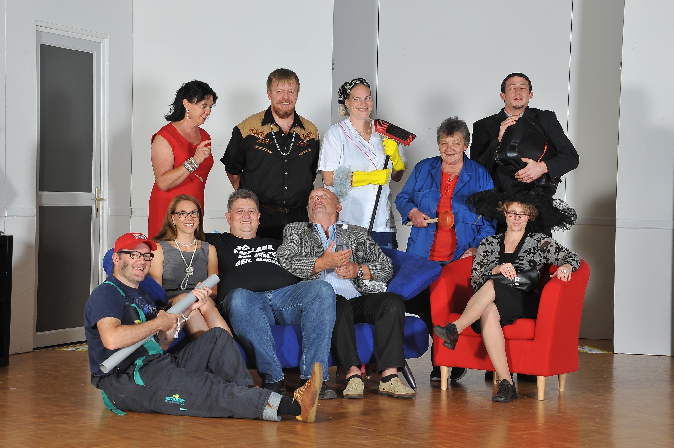 Theaterverein Spielleute Sisseln