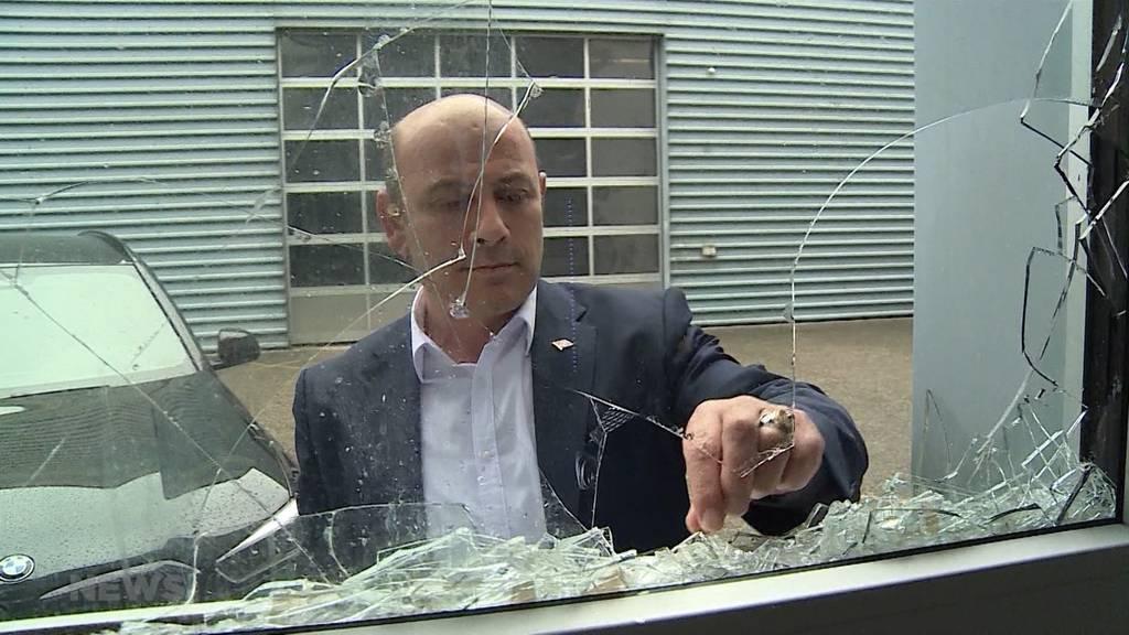 Buttersäure, Sprayereien und kaputte Fenster: Erdogan-Anhänger wird erneut Opfer eines Anschlags