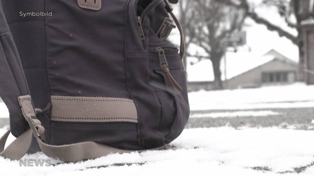 Verdächtiger Rucksack mit Drohung sorgt für Grosseinsatz in Huttwil