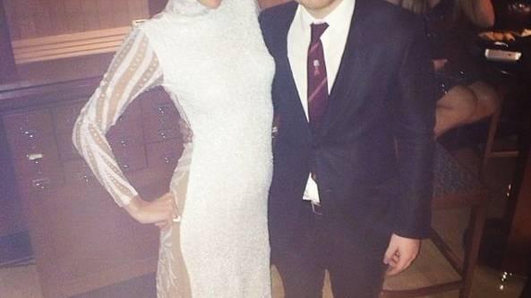 """""""So ein toller Typ"""", kommentierte Paris Hilton ihre Begegnung mit Ed Sheeran vor einem Jahr."""