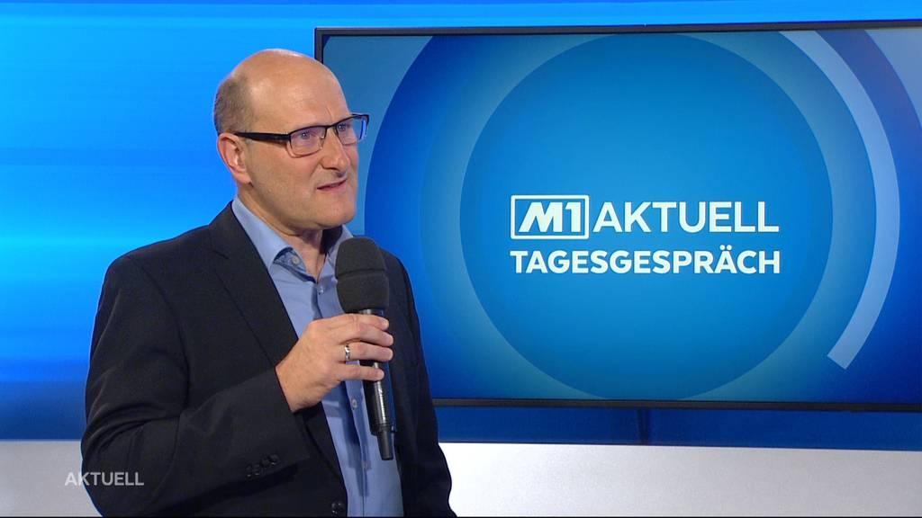 BDP-Präsident Roland Basler über die Aargauer Wahlen