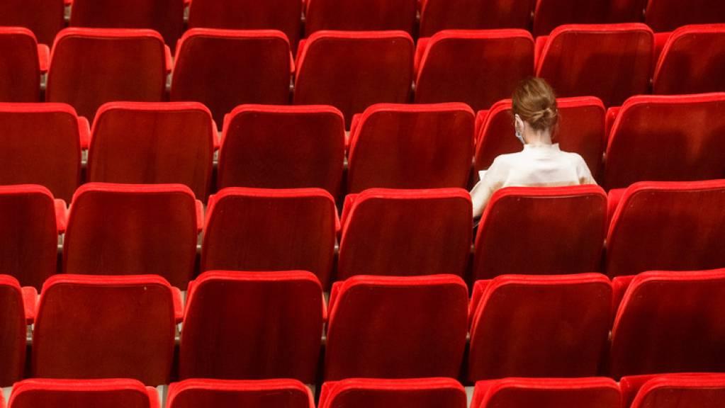 Ob Theater, Kino, Konzert, Kleinkunst oder Museum: Das Coronavirus hat der Kultur im Jahr 2020 genauso heftig zugesetzt wie dem Gastgewerbe, wie Zahlen des Bundesamts für Statistik jetzt zeigen. (Archivbbild)
