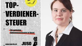 2015 warben die Basler Jungsozialisten so für ihre Initiative. (Archiv)