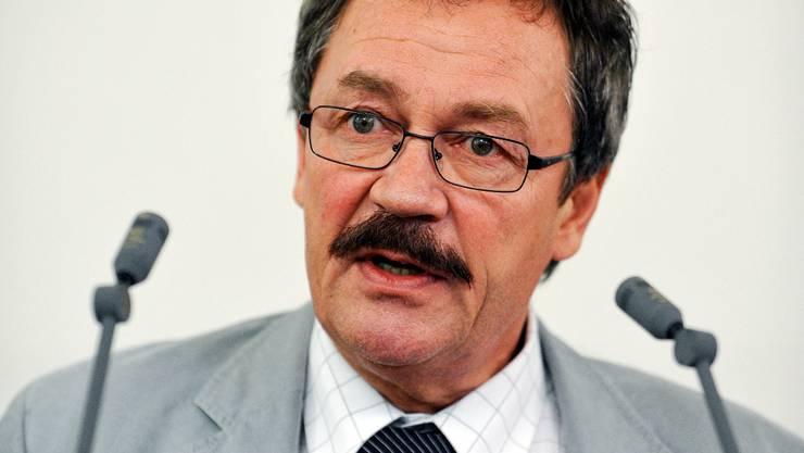 Roland Agustoni ist abgeblitzt.