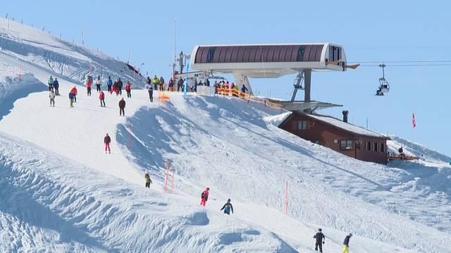 Rekordumsätze für Skigebiete