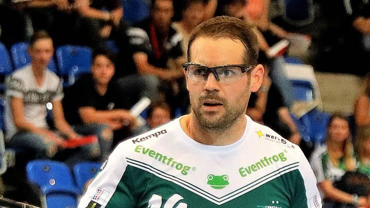 Matthias Hofbauer ist der beste Unihockeyspieler der Schweiz. Nun hängt er noch eine weitere Saison an.