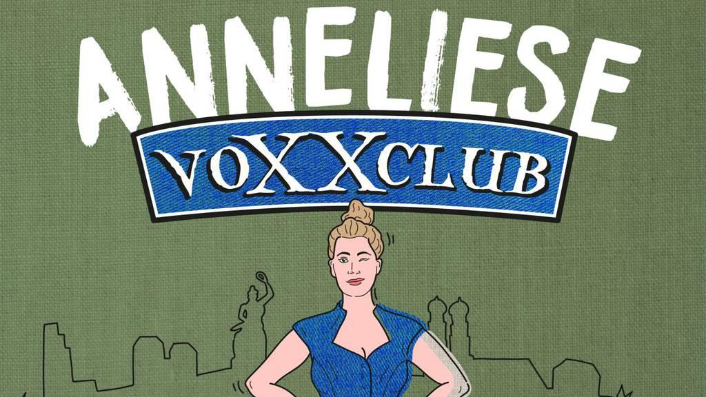 voXXclub - Anneliese, die geilste Kuh auf der Theresienwiese