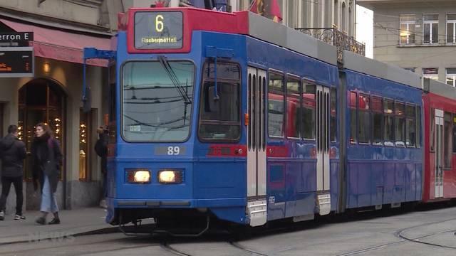 Tramgeleise bei Kocherpark/Hirschengraben und Zytglogge werden ersetzt