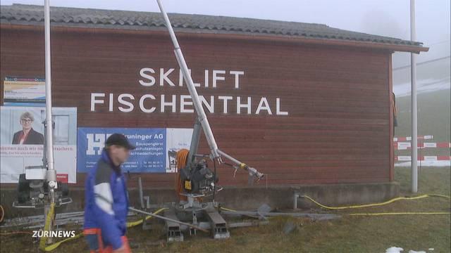 Pech für tiefgelegene Skigebiete