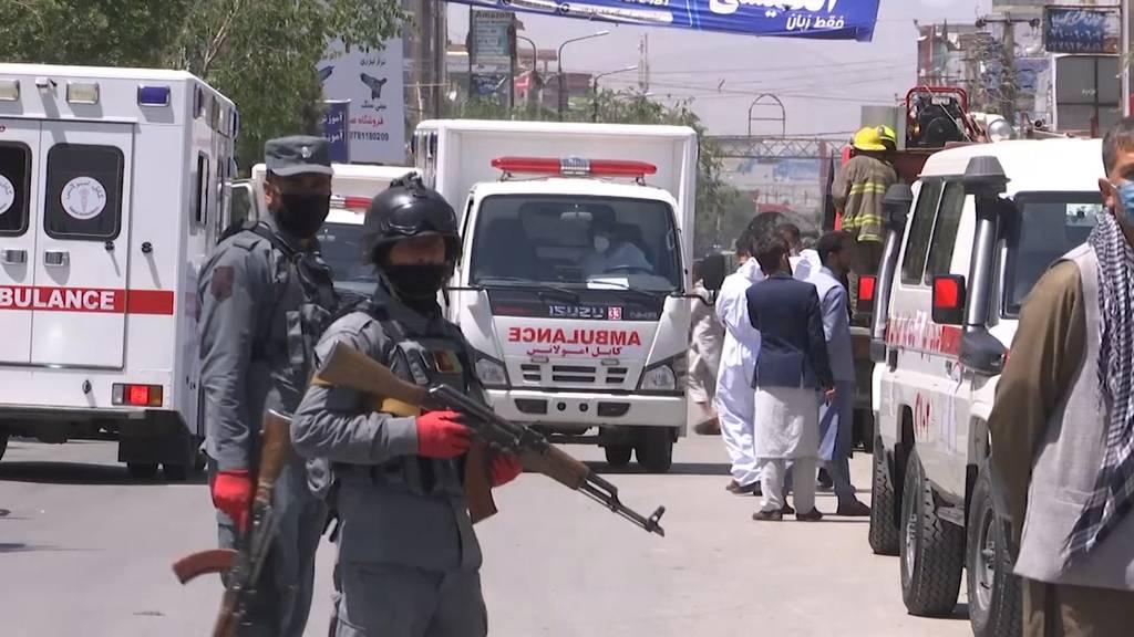 Afghanistan: Viele Tote nach zwei Anschlägen auf Zivilisten