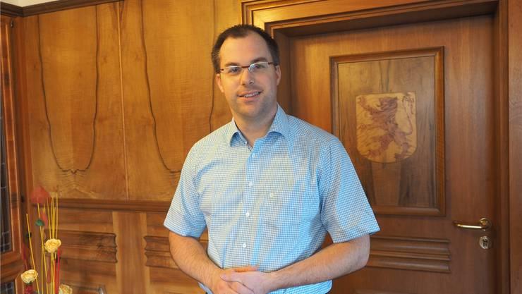 Krieger möchte wieder Bürgermeister von Laufenburg (D) werden. az Archiv