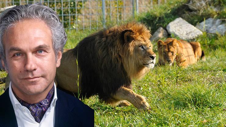 Antoine F. Goetschel hat Erfahrung mit Zwangsräumungen, bei denen Tiere involviert sind.