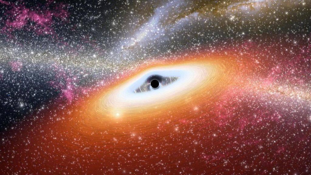 Astronomen entdecken erdnächstes Schwarzes Loch 1000 Lichtjahre weg