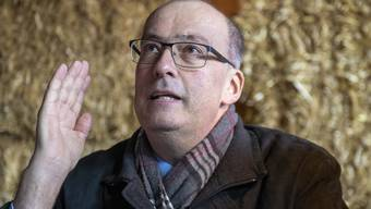 Stellt sich vor die Bauernfamilien: Bauern-Präsident Markus Ritter.