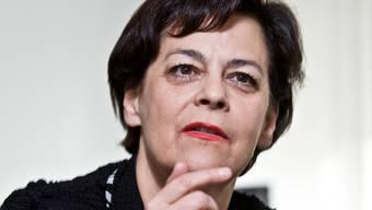 Die Zürcher Finanzdirektorin Ursula Gut holt bei der BVK Verstärkung.