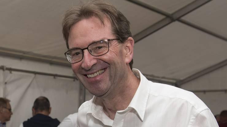 Beat Edelmann, Präsident Stiftungsrat Stiftung «Gesundheitsförderung Bad Zurzach + Baden»