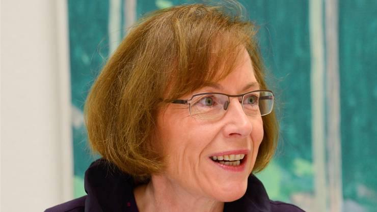Yolanda Studer: Die Staatsschreiber-Stellvertreterin war in den letzten Monaten intensiv mit der Vorbereitung der Konferenz beschäftigt.