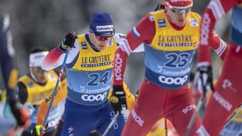 Dario Cologna will auch zukünftig mit den besten Russen und Norwegern mithalten.