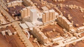 So könnte das Liebrüti-Quartier dereinst aussehen, wenn die Pläne realisiert werden.