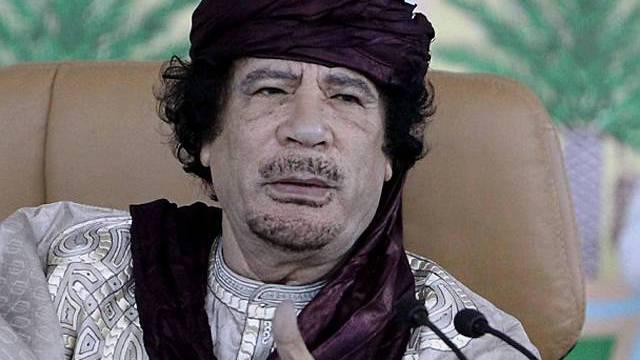 Schweiz soll gegen Gaddafi internationalen Juristen engagieren (Archiv)