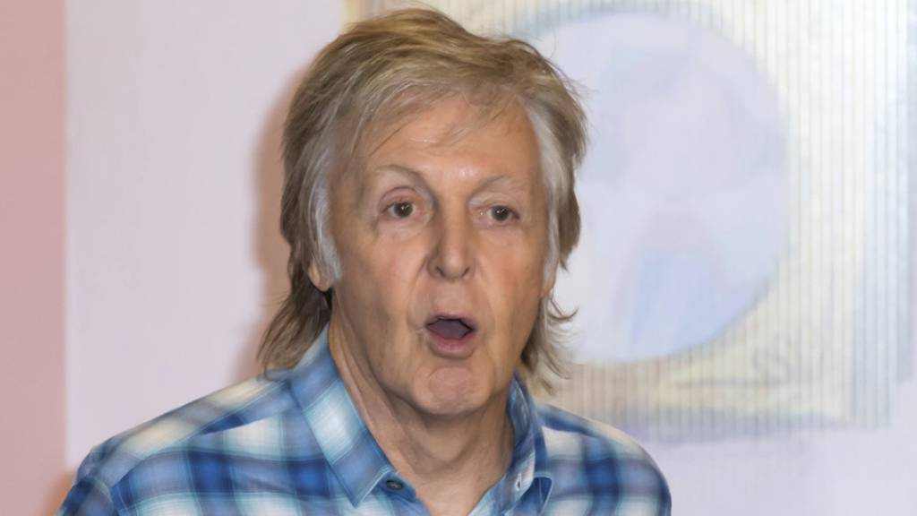 Paul McCartney hat die Nase voll vom Brexit
