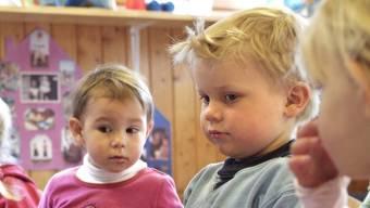 Basler Forschende haben mit Kollegen aus Frankreich Anhaltspunkte gefunden, weshalb Leukämie besonders bei Kleinkindern vorkommt. (Symbolbild)