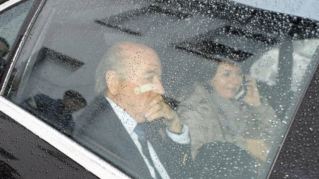 Joseph Blatter erhielt Urteilsbegründung