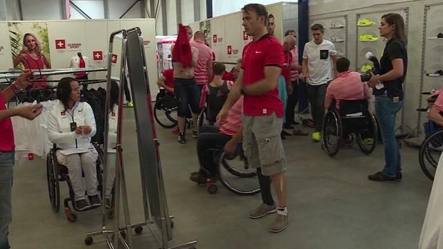 Paralympics: 21 Schweizer Athleten dabei