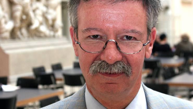 Strafrechtler Martin Kilias.