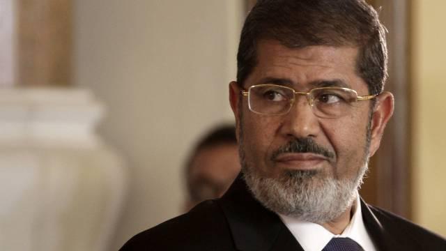 Mursi soll sich für Tod von Demonstranten verantworten (Archiv)
