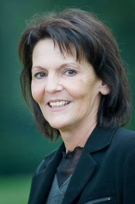 Heidi Wanner, 14 Jahre Gemeindeammann in Koblenz.