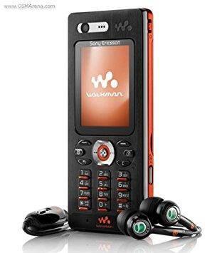 Und hier gab's den MP3 Player mit: Das Sony Ericsson W880i. (Bild: telefon.de)