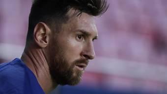 Lionel Messi meint es offenbar ernst mit seinem Wechselwunsch