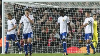 Der FCB verliert in Manchester klar mit 0:3