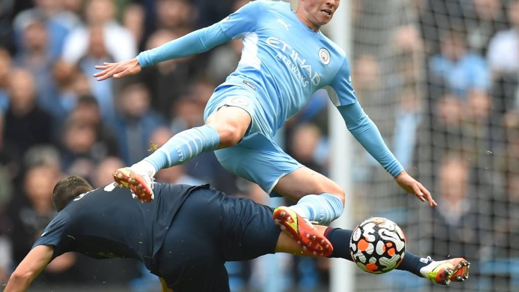Manchester United kommt mit 2:4-Niederlage gut davon
