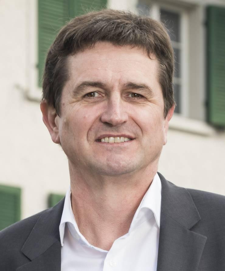 Anton Kiwic, SP-Kandidat für das Dietiker Stadtpräsidium
